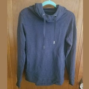 Lululemon Charcoal Gray Hoodie With Pockets 4